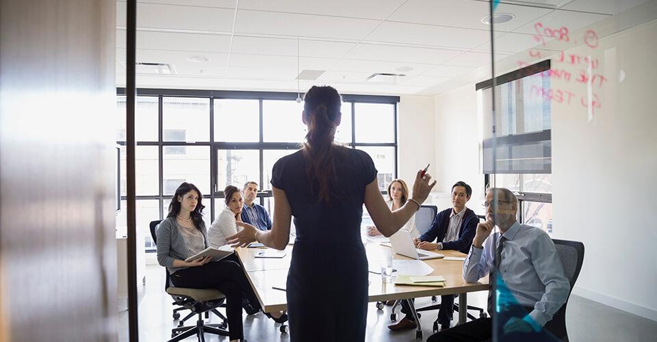 Những kỹ năng quản lý người làm giám đốc thường phải điều chỉnh
