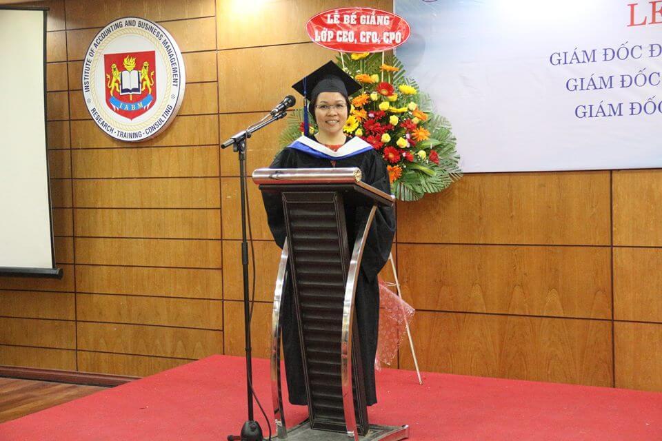Lễ Bế giảng lớp đào tạo cao cấp CEO K29&30 - CFO K33 - CPO K03