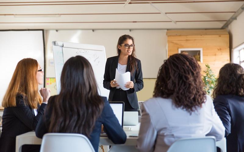 Những nguyên tắc cần thiết dành cho các nữ lãnh đạo