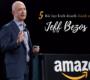 5 Bài học kinh doanh thành công từ Jeff Bezos