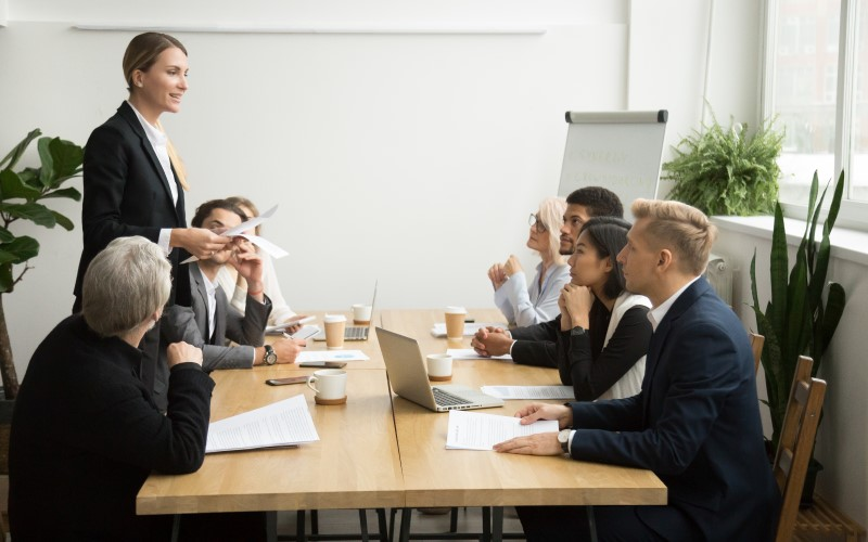 Những lợi thế khi lãnh đạo trao quyền đúng cách cho nhân viên